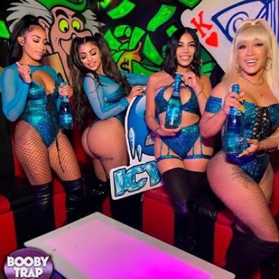 Booby Trap On The River Miami club de striptease