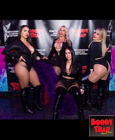 Full Nude Strip Club Doral  Booby Trap