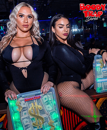 Booby Trap Doral adult entertainment