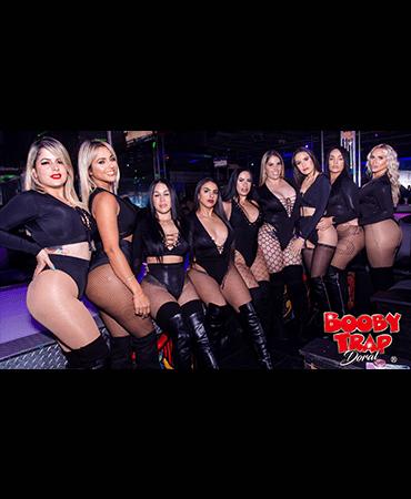 Booby Trap club de striptease en Doral