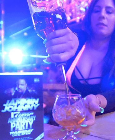 Shows striptease en el sur de Miami, Florida Booby Trap